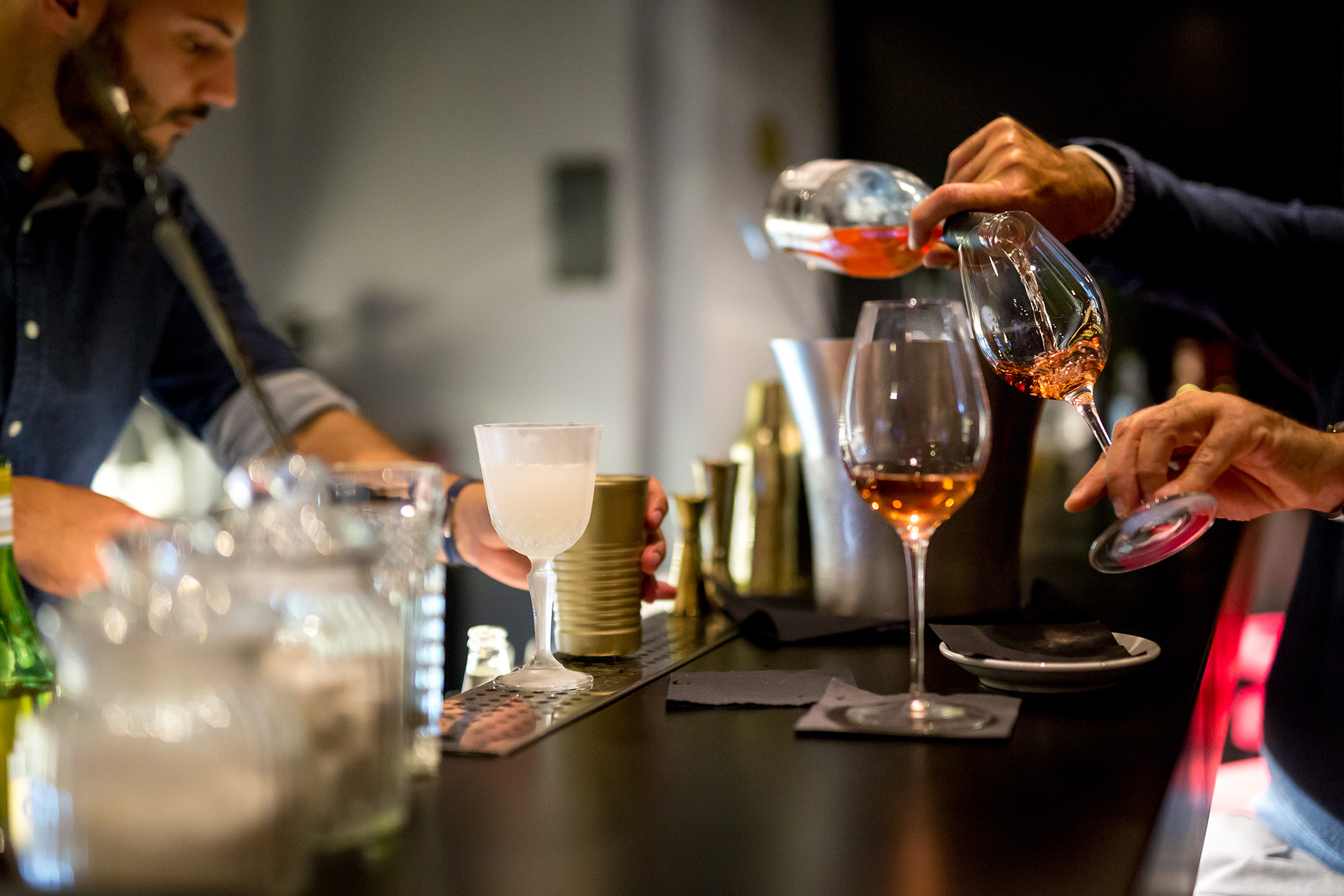 Food Wine Mixology Pantaleo Roma | Gallery Drinks